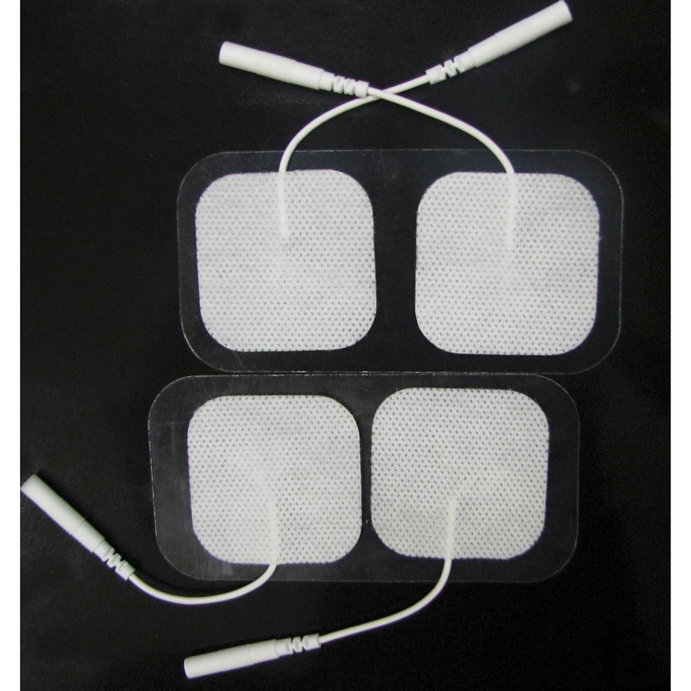 Prospera Pulse Massager Pads, Black