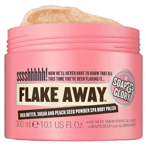 Soap & Glory Flake Away Body Polish - 10.1oz - image 1 of 3