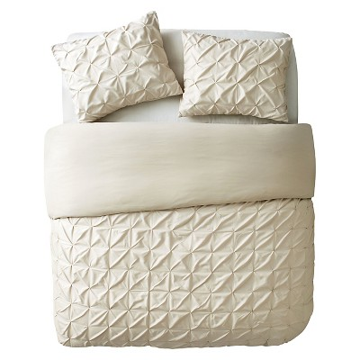 Taupe Madison Duvet Cover Set (King)3 Piece - VCNY®