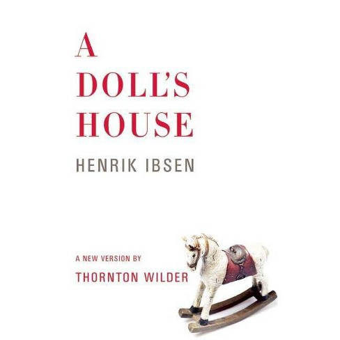 A Doll's House - by  Henrik Ibsen (Paperback) - image 1 of 1
