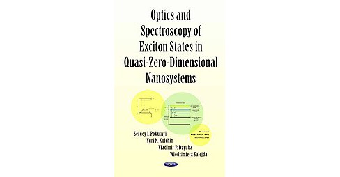 Optics and Spectroscopy of Exciton States in Quasi-Zero-Dimensional Nanosystems (Hardcover) - image 1 of 1