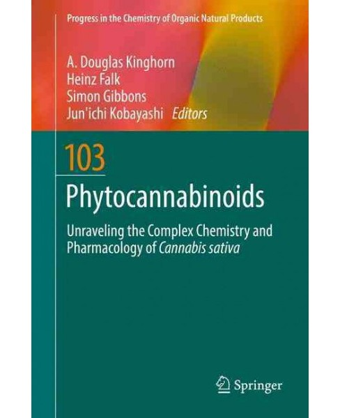 Phytocannabinoids : Unraveling the Complex Chemistry and Pharmacology of Cannabis Sativa (Hardcover) - image 1 of 1
