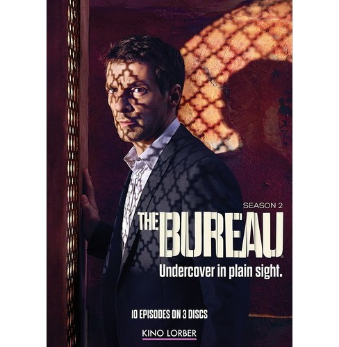 Le Bureau:Season 2 (DVD) - image 1 of 1