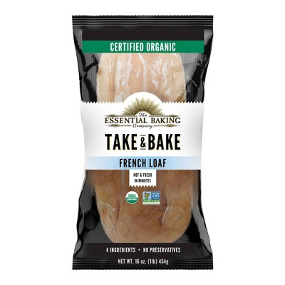 The Essential Baking Company Take & Bake French Bread - 16oz