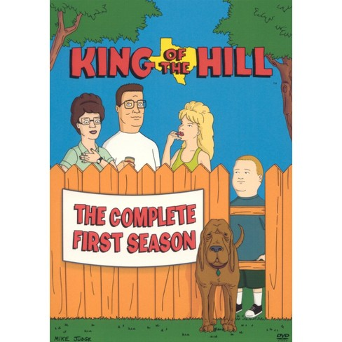King of the Hill: The Complete First Season [3 Discs] - image 1 of 1