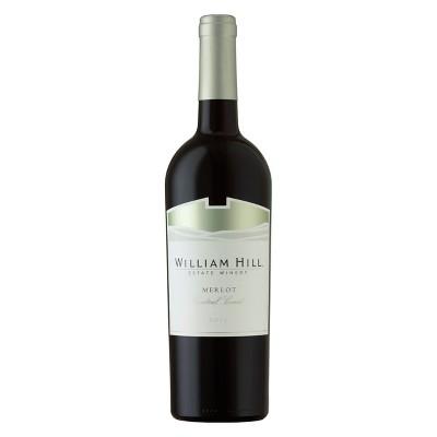 William Hill Central Coast Merlot Red Wine - 750ml Bottle
