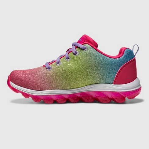 dcb8e61bf Girls  S Sport By Skechers Tiffani Athletic Shoes - Pink   Target