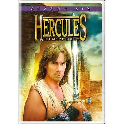 Hercules: The Legendary Journeys - Season 6 (DVD)(2018)
