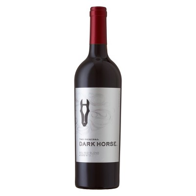 Dark Horse Red Blend Wine - 750ml Bottle