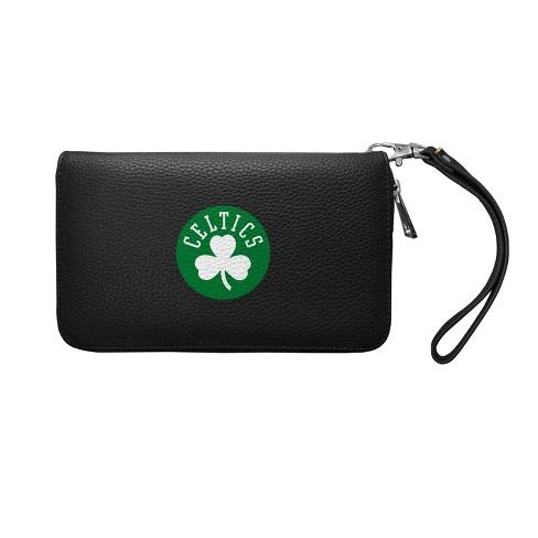 NBA Boston Celtics Zip Organizer Pebble Wallet - image 1 of 2