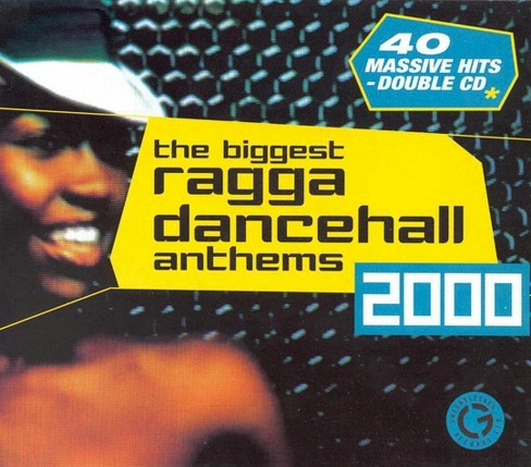 Various - Biggest ragga dancehall anthems 2000 (CD) - image 1 of 1