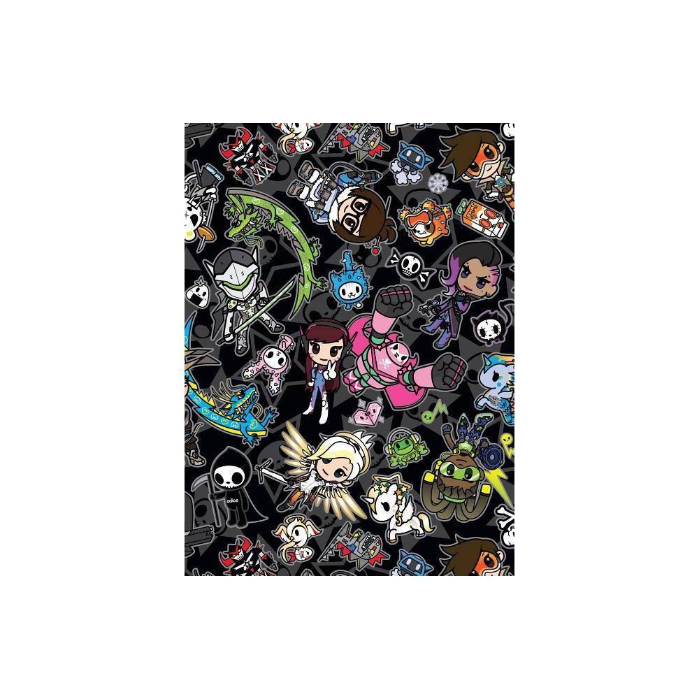 Overwatch Tokidoki Journal/Patterns - (Hardcover) Us, Books