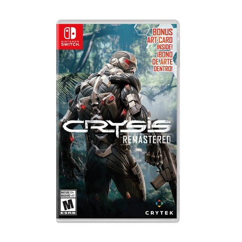 Crysis Remastered - Nintendo Switch - image 1 of 4