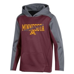NCAA Minnesota Golden Gophers Boys' Long Sleeve Pullover Hoodie