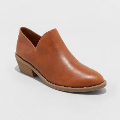 Women's Julissa Heeled Open Boots - Universal Thread™