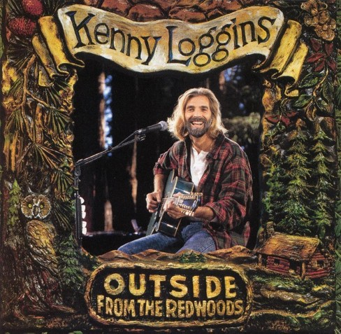 Kenny loggins - Outside:From the redwoods (CD) - image 1 of 1