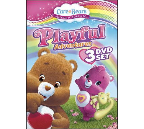 Care Bears:Playful Adventures (DVD) - image 1 of 1
