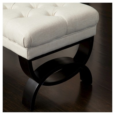 Scarlette Tufted Ottoman Bench - Christopher Knight Home : Target