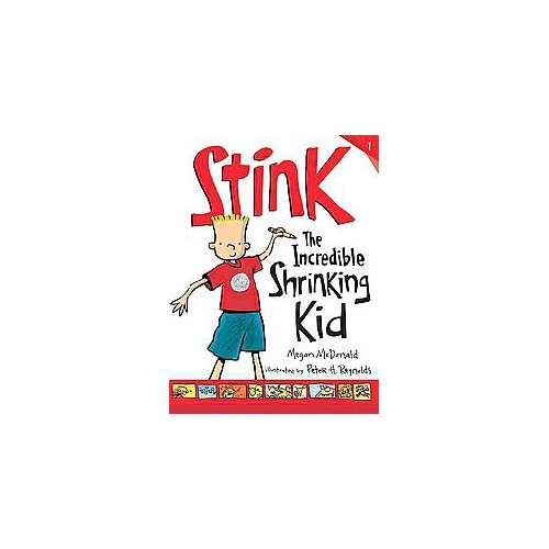 Stink (Reprint) (Paperback) by Megan Mcdonald