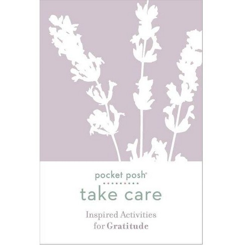 Take Care: Inspired Activities For Gratitude (Paperback) - image 1 of 1