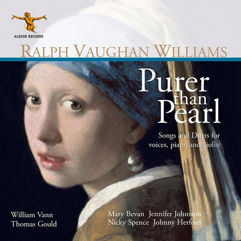 Various - Vaughan Williams:Purer Than Pearl (CD) - image 1 of 1