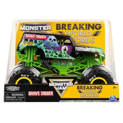 Monster Jam 1:24 - GravDigger