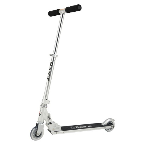 Razor A4 Scooter - Clear, Kick Scooters