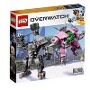 LEGO Overwatch D.Va and Reinhardt 75973 Mech Building Kit with Overwatch Character Minifigures - image 2 of 4