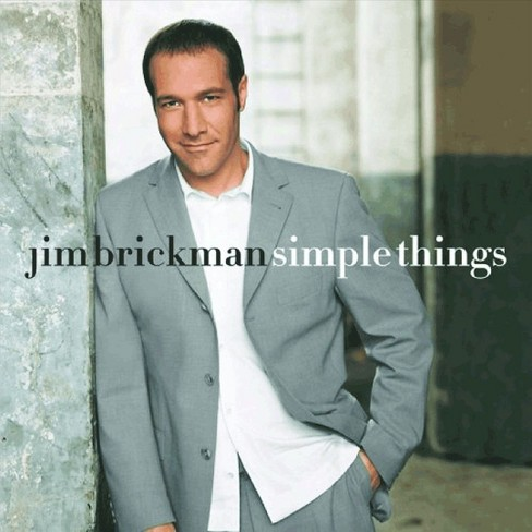 Jim brickman - Simple things (CD) - image 1 of 1