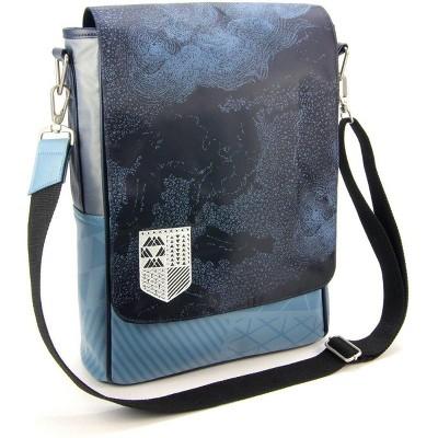 Crowded Coop, LLC Destiny Starmap/Guardian Crest Vertical Messenger Bag