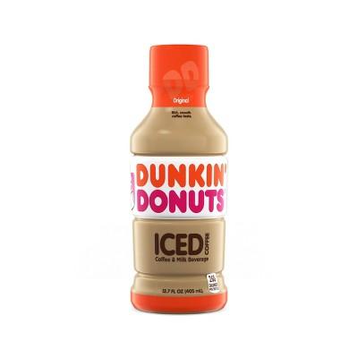 Dunkin Donuts Original - 13.7 fl oz Bottle