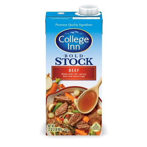 College Inn Bold Beef Stock 32 oz - image 1 of 1