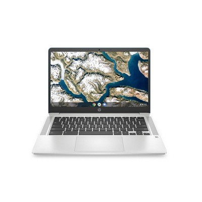 "HP 14"" Touchscreen Chromebook Laptop with Chrome OS - Intel Pentium Processor - 4GB RAM - 64GB Flash Storage - Teal (14a-na0072tg)"