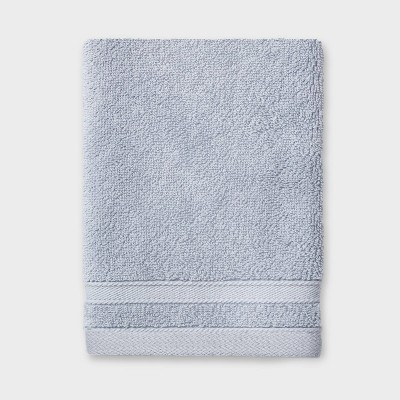 Performance Washcloth Light Blue - Threshold™