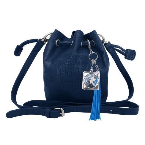 Nba Minnesota Timberwolves Charming Mini Bucket Bag Target