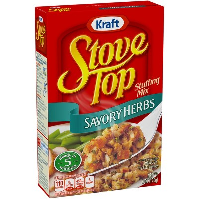 Stove Top Signature Herb Stuffing Mix 12oz Target