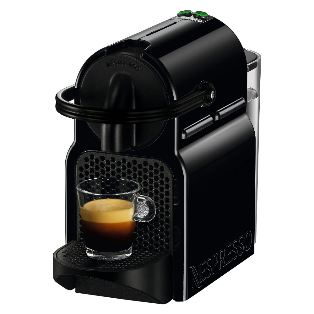 Image of Nespresso Inissia Espresso Machine, Black