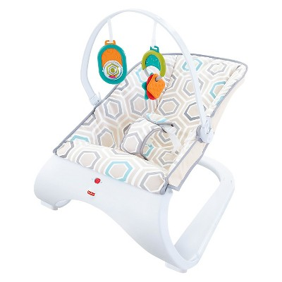 Fisher-Price Comfort Curve Bouncer - Saturn Snuggle