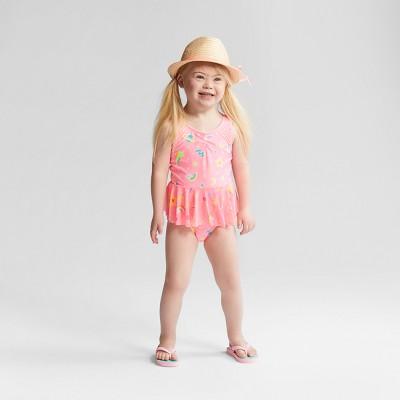 Swimsuits Toddler Girls Clothing Kids Target