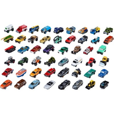 Matchbox Die-cast 50 pack - Styles May Vary