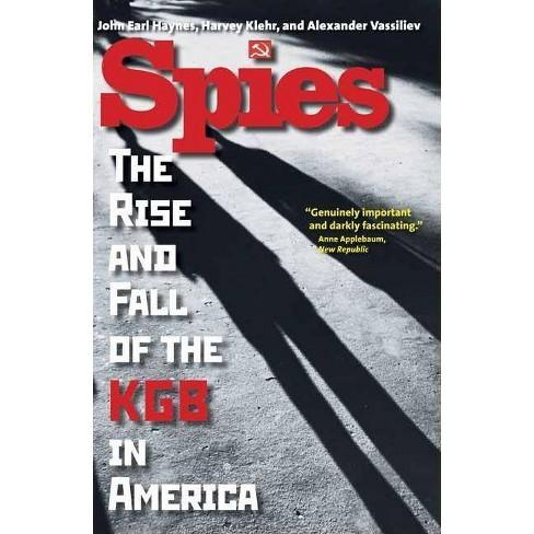 Spies - by  John Earl Haynes & Harvey Klehr & Alexander Vassiliev (Paperback) - image 1 of 1