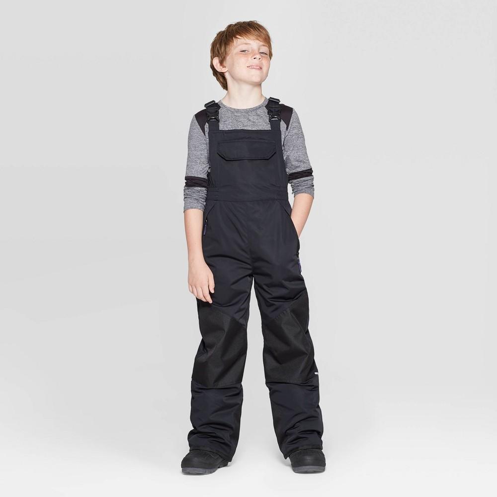 Image of Boys' Snow Bib - C9 Champion Black XS, Boy's