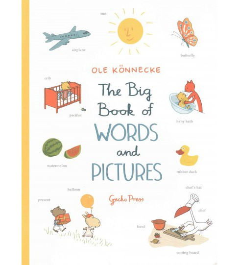 Big Book of Words and Pictures (Hardcover) - image 1 of 1
