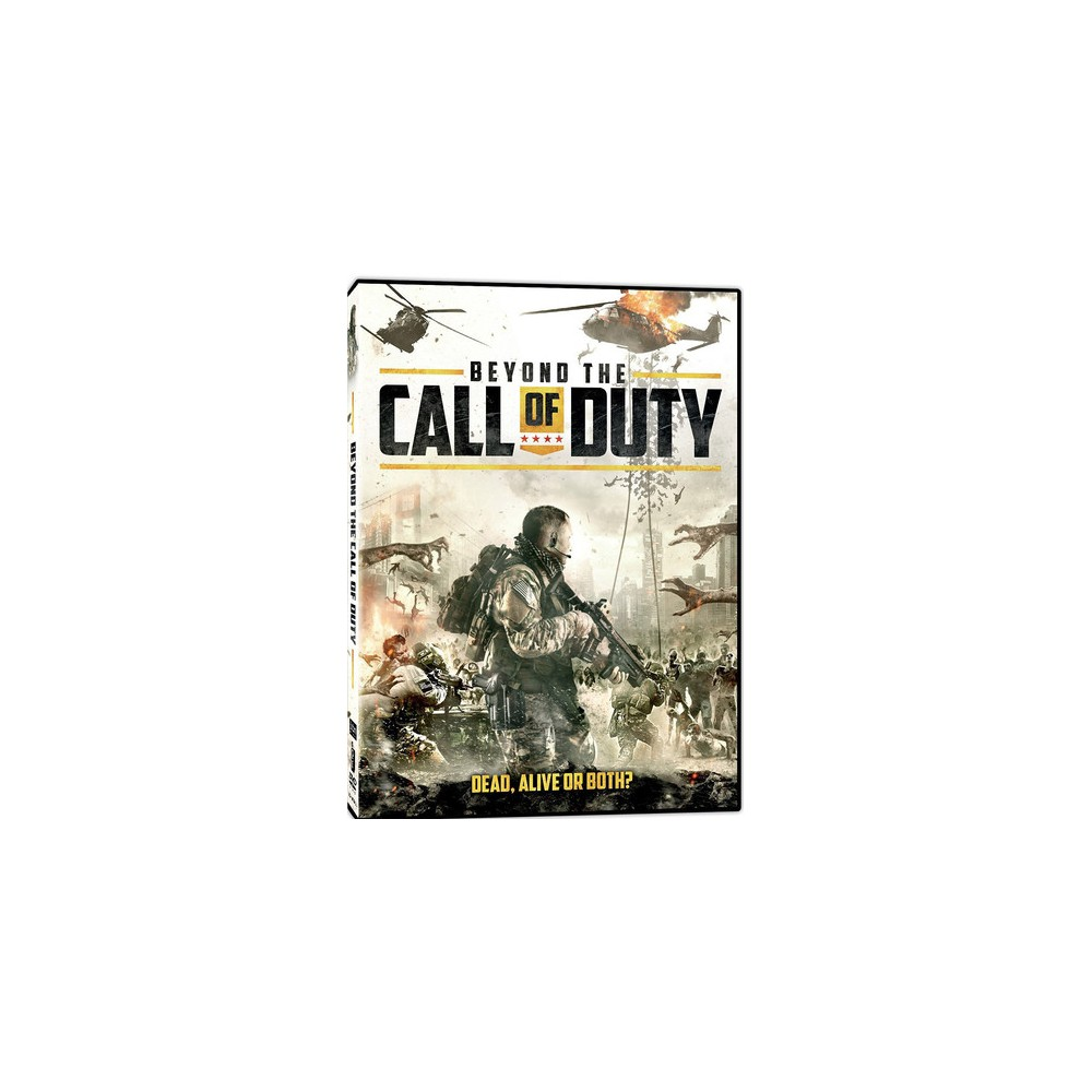 Beyond The Call Of Duty (Dvd)