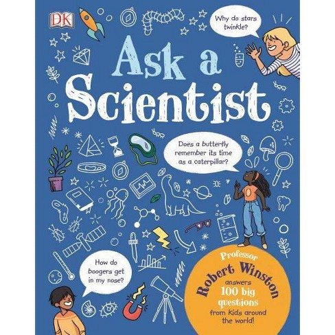 Ask a Scientist - by  Robert Winston (Hardcover) - image 1 of 1