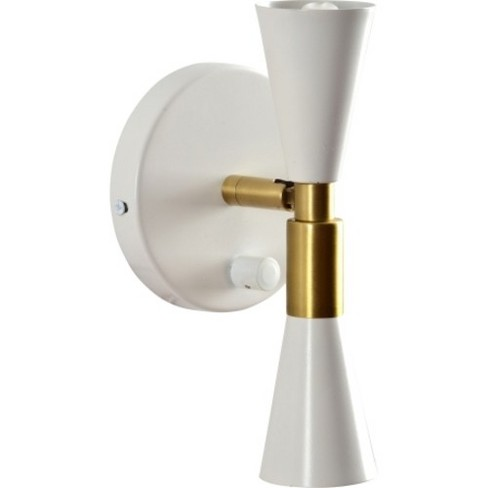 """Ren Wil WS041 Ashdale 2 Light 9"""" Tall LED Wall Sconce - image 1 of 1"""