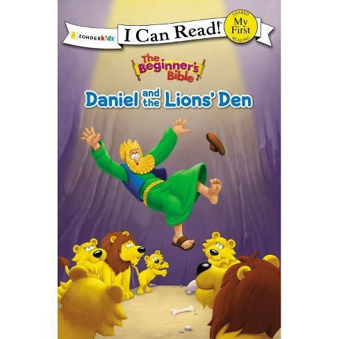 The Beginner's Bible Daniel and the Lions' Den - (I Can Read! / The Beginner's Bible) by  Zondervan - image 1 of 1