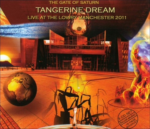 Tangerine dream - Gate of saturn:Live at the lowry manc (CD) - image 1 of 1
