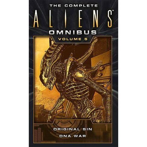 The Complete Aliens Omnibus: Volume Five (Original Sin, DNA War) - by  Michael Jan Friedman (Paperback) - image 1 of 1