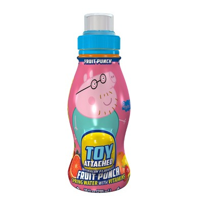 Drink & Play Fruit Punch Spring Water - 10 fl oz